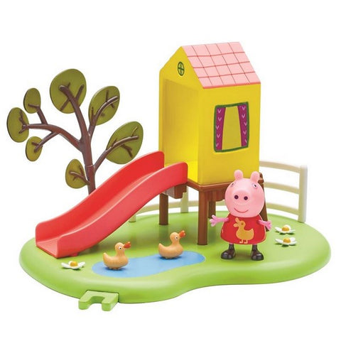PEPPA PIG OUTDOOR FUN SLIDE