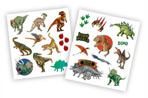 Dinosaur Tattoos for children
