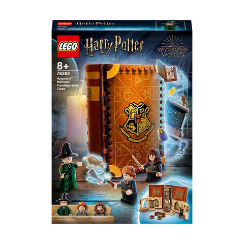 Lego Harry Potter - Hogwarts™ Moment: Transfiguration Class 76382