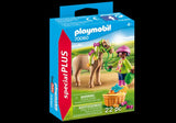 Playmobil Special - Girl with Pony 70060
