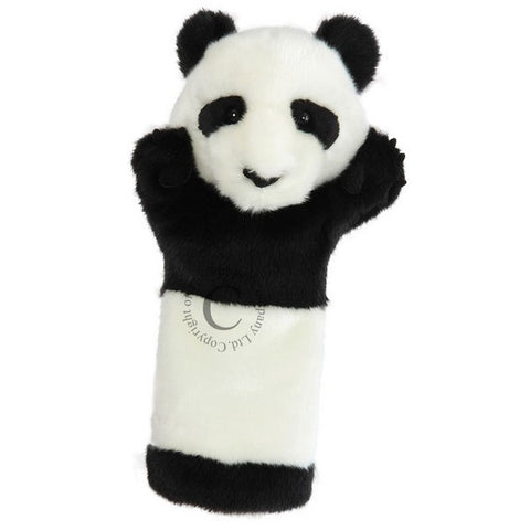 Long-Sleeves Panda Handpuppet