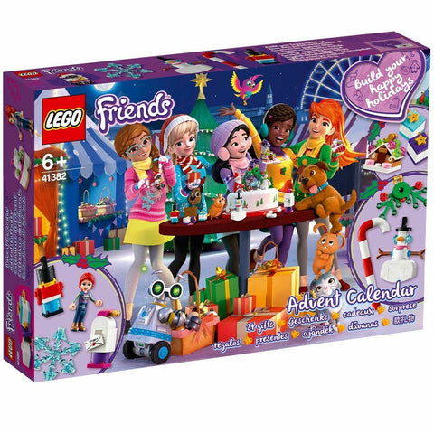 LEGO Friends 2019 Advent Calendar - 41382