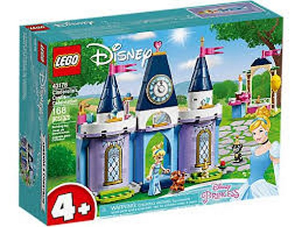 Lego Cinderella's Castle Celebration 43178