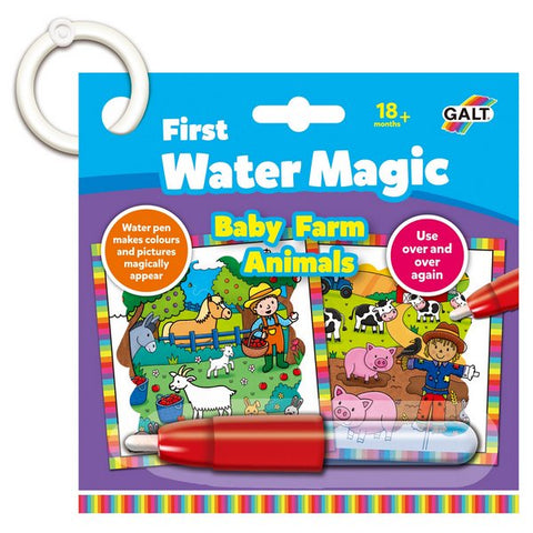 First Water Magic - Baby Farm Animals