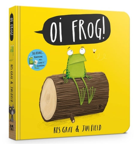 Oi Dog! Board Book