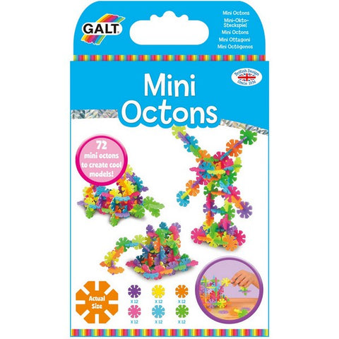 Mini Octons - construction toy