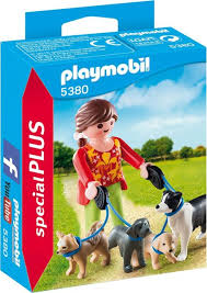 Playmobil Dog Walker - 5380