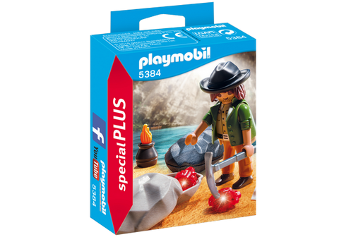 Playmobil Gem Hunter - 5384