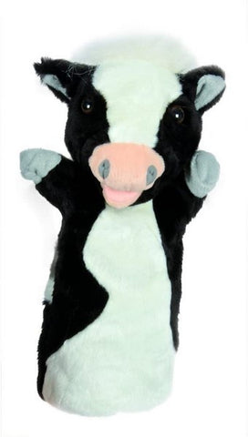 Long-Sleeves Cow Handpuppet