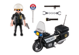 Playmobil Police Carrying Case - 5648