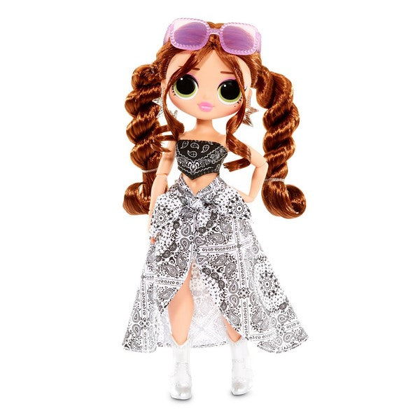 L.O.L. Surprise! O.M.G. Remix Lonestar Fashion Doll - 25 Surprises with Music