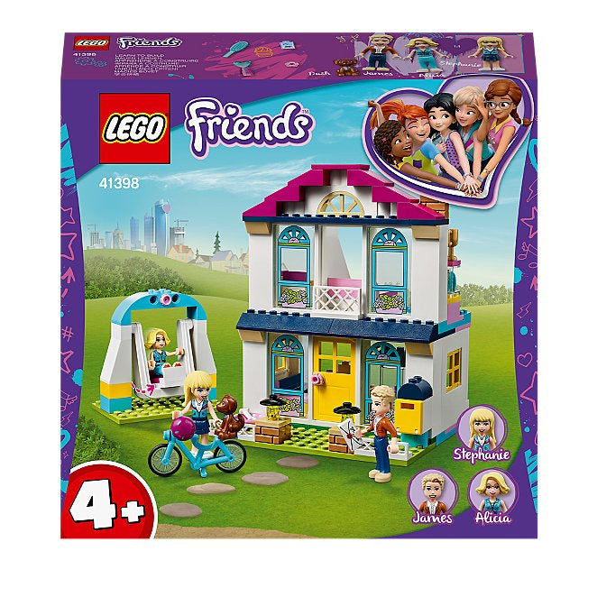 Lego Friends - Stephanie's house 41398