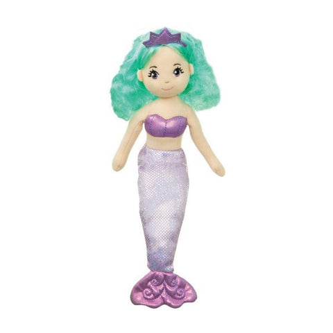 Sea Shimmers - Alexa Mermaid Doll 10""