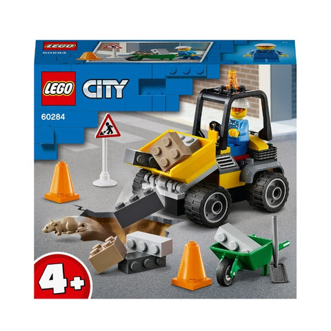 Lego City - Roadwork  Truck 60284