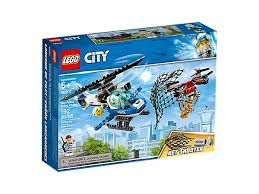LEGO City - Sky Police Drone Chase 60207