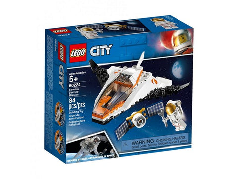 LEGO City - Satellite Service Mission 60224
