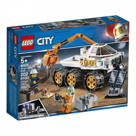LEGO City - Rover Testing Drive 60225