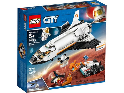 LEGO City - Mars Research Shuttle 60226