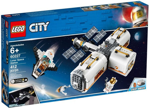 LEGO City - Lunar Space Station 60227