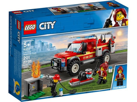 LEGO City - Fire Chief Response Truck 60231