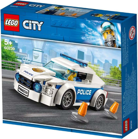 LEGO City - Police Patrol Car 60239