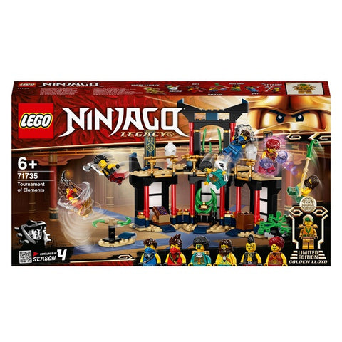 Lego Ninjago - Tournament of Elements 71735