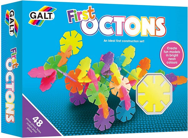 First Octons construction toy
