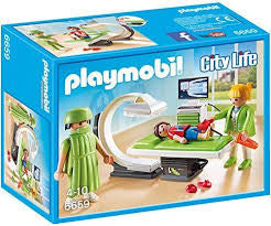 Playmobil 6659 City Life Children's Hospital X-Ray Room
