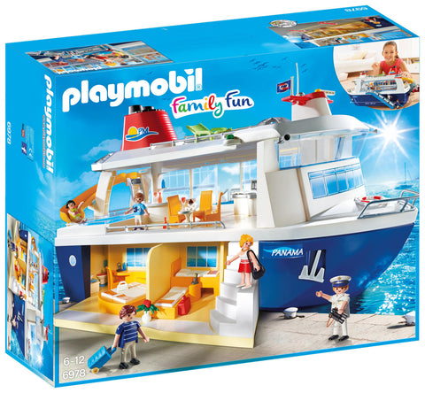 Playmobil - Cruise Ship 6978