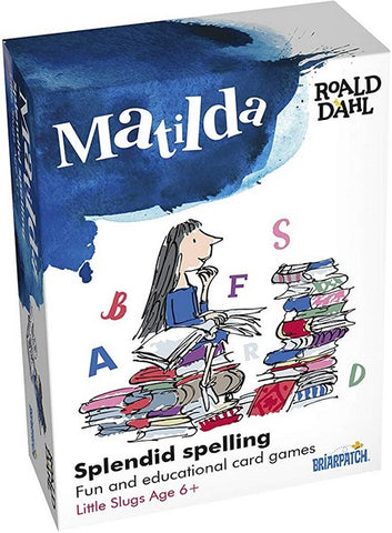 Matilda Splendid Spelling Game
