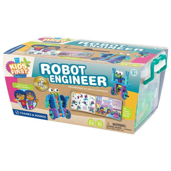 Robot Engineer - construction set
