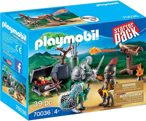 Playmobil - Knight's Treasure Battle - 70036