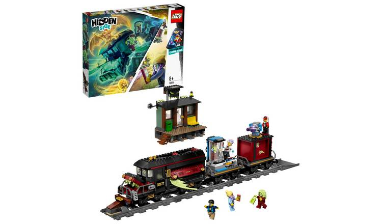 LEGO Hidden Side Ghost Train Express with AR Games Set - 70424
