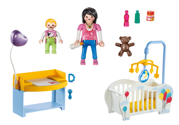 Playmobil Nursery Carry Case - 70531