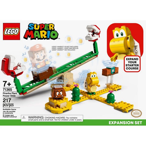 LEGO® Super Mario™ Piranha Plant Power Slide Expansion Set - 71365
