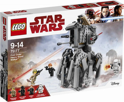 LEGO Star Wars - First Order Heavy Scout Walker™ 75177