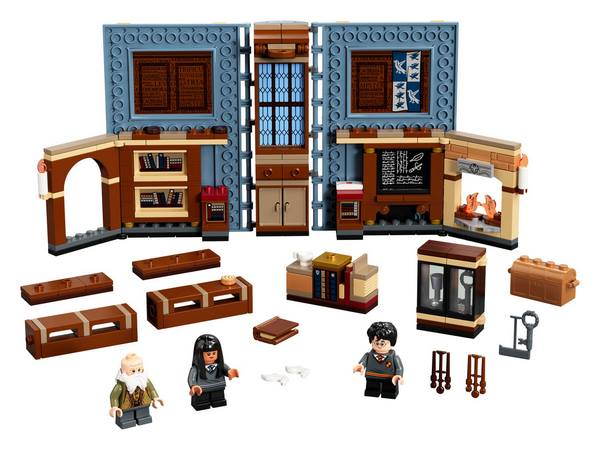 Lego Harry Potter - Hogwarts™ Moment: Charms Class 76385