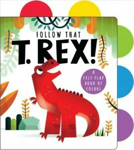 Follow That T Rex
