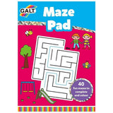 Maze Pad - A5 activity book