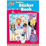 Fashion Sticker Book - sticker book
