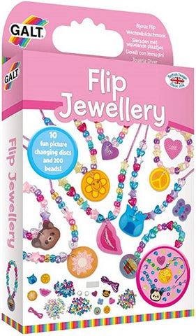 Flip Jewellery - children's jewellery making set