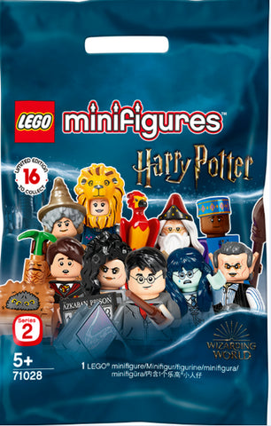 Lego Harry Potter Minifigures Series 2 - 71028