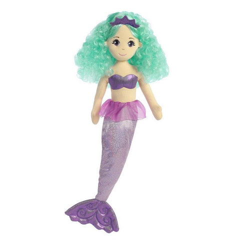 Sea Shimmers - Alexa Mermaid Doll 18""