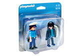 Playmobil Police Officer and Burglar - 9218