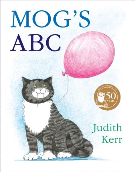 Mog's ABC by Judith Kerr