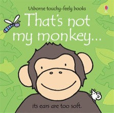 That's not my Monkey by Fiona Watts