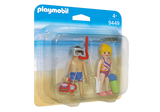 Playmobil Beachgoers - 9449