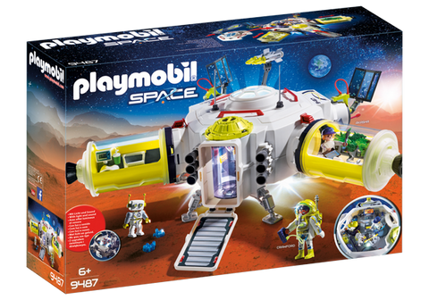Playmobil Mars Space Station - 9487