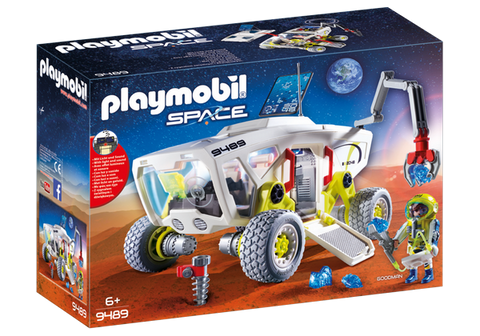 Playmobil Mars Research Vehicle - 9489