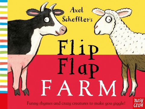 Flip Flap Farm - by Axel Scheffler